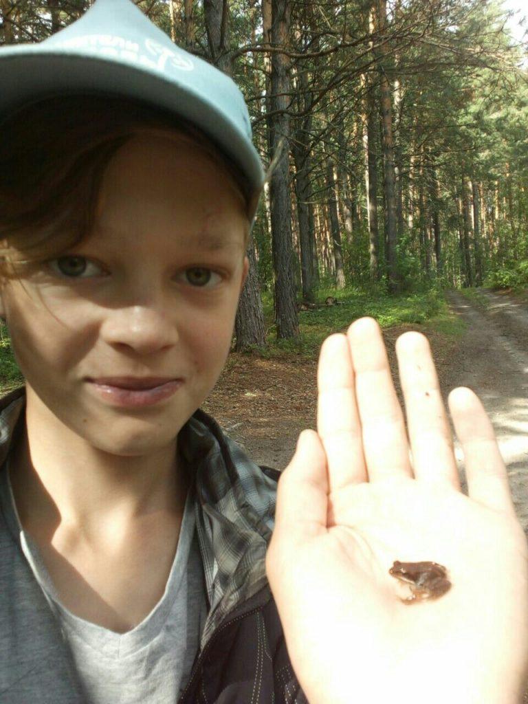 Царевна-лягушка. Александр Багров