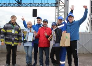 Чемпионат по спортивному сбору мусора -2018