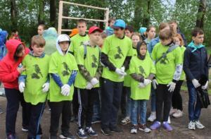 Экологическая акция. Городским рекам чистые берега 2019